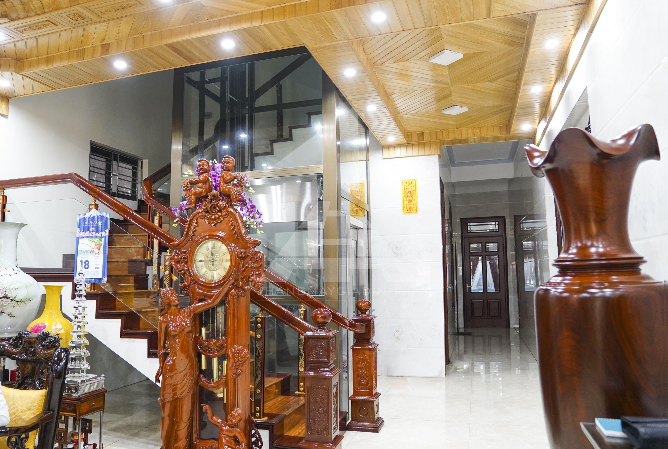 Lắp đặt thang máy tại tỉnh Thanh Hóa