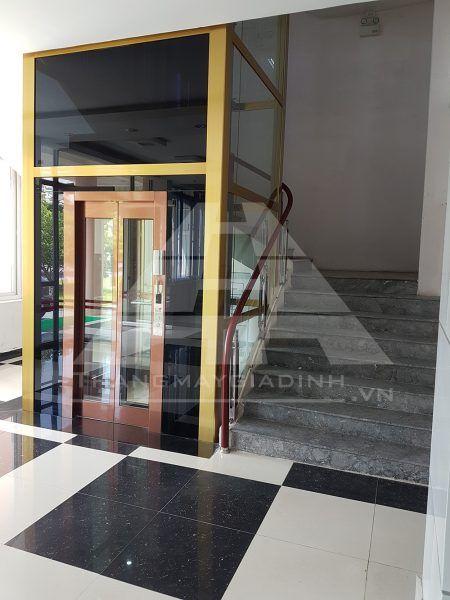 Lắp đặt thang máy tại Quận Tây Hồ, Hà Nội