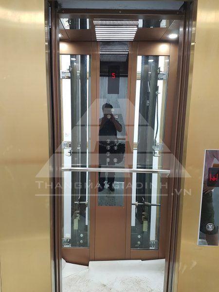 Lắp đặt thang máy tại phố Tây Sơn, quận Đống Đa, Hà Nội