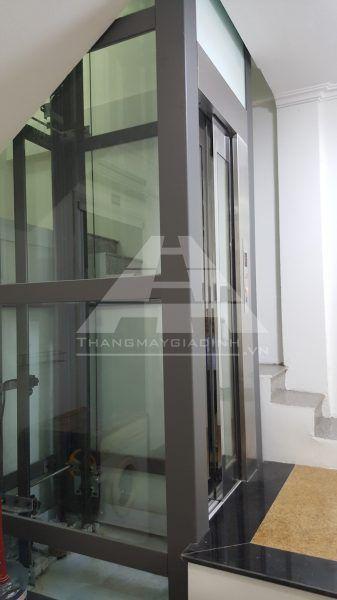 Lắp đặt thang máy tại Đường Trần Đăng Ninh, Cầu Giấy, Hà Nội