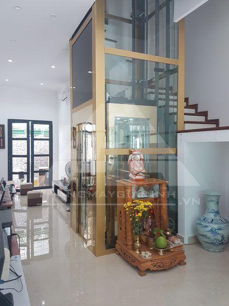 Lắp đặt thang máy tại KĐT Mỹ Đình, Nam Từ Liêm, Hà Nội