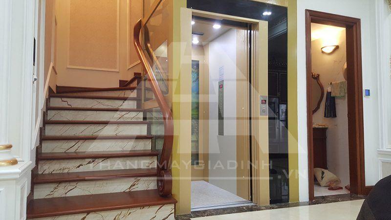 Lắp đặt thang máy tại KĐT Lideco, Trạm Trôi, Hoài Đức, Hà Nội