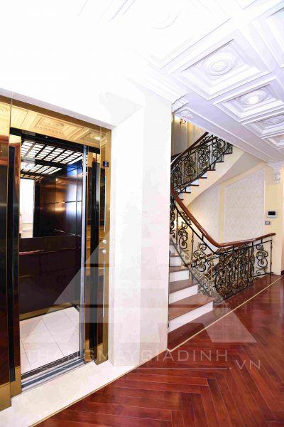 Lắp đặt thang máy Kleemann Hoài Đức, Hà Nội