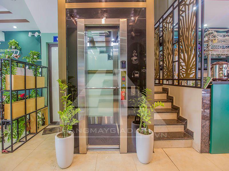 Lắp đặt thang máy gia đình tại KĐT Golden Silk Vạn Phúc Hà Đông