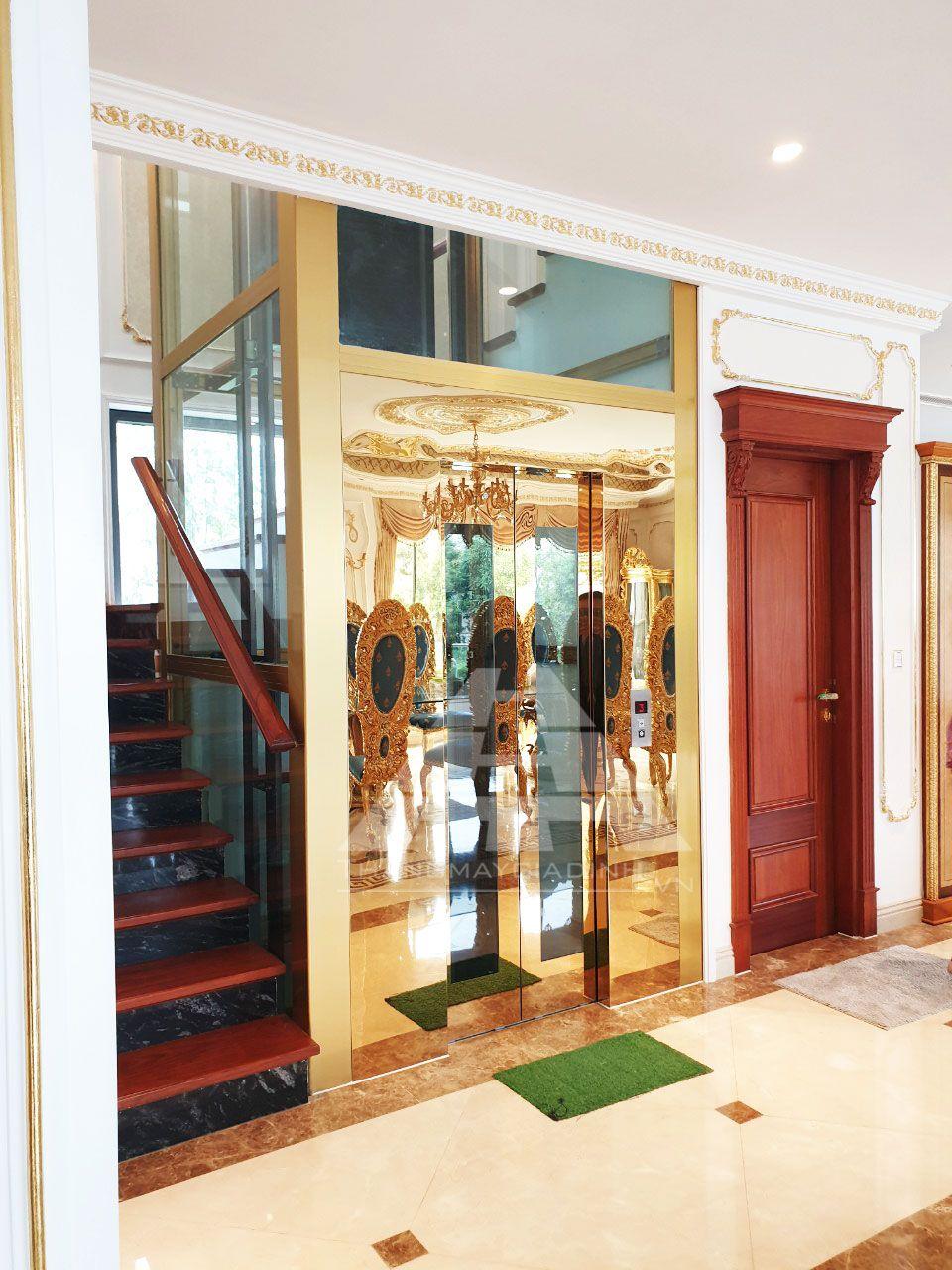 Lắp đặt thang máy tại Vinhomes Riverside, Long Biên, Hà Nội