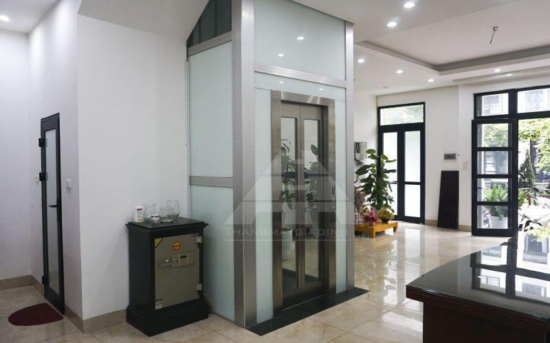 Lắp đặt thang máy Huy Hoàng tại khu đô thị Vinhome Gardenia