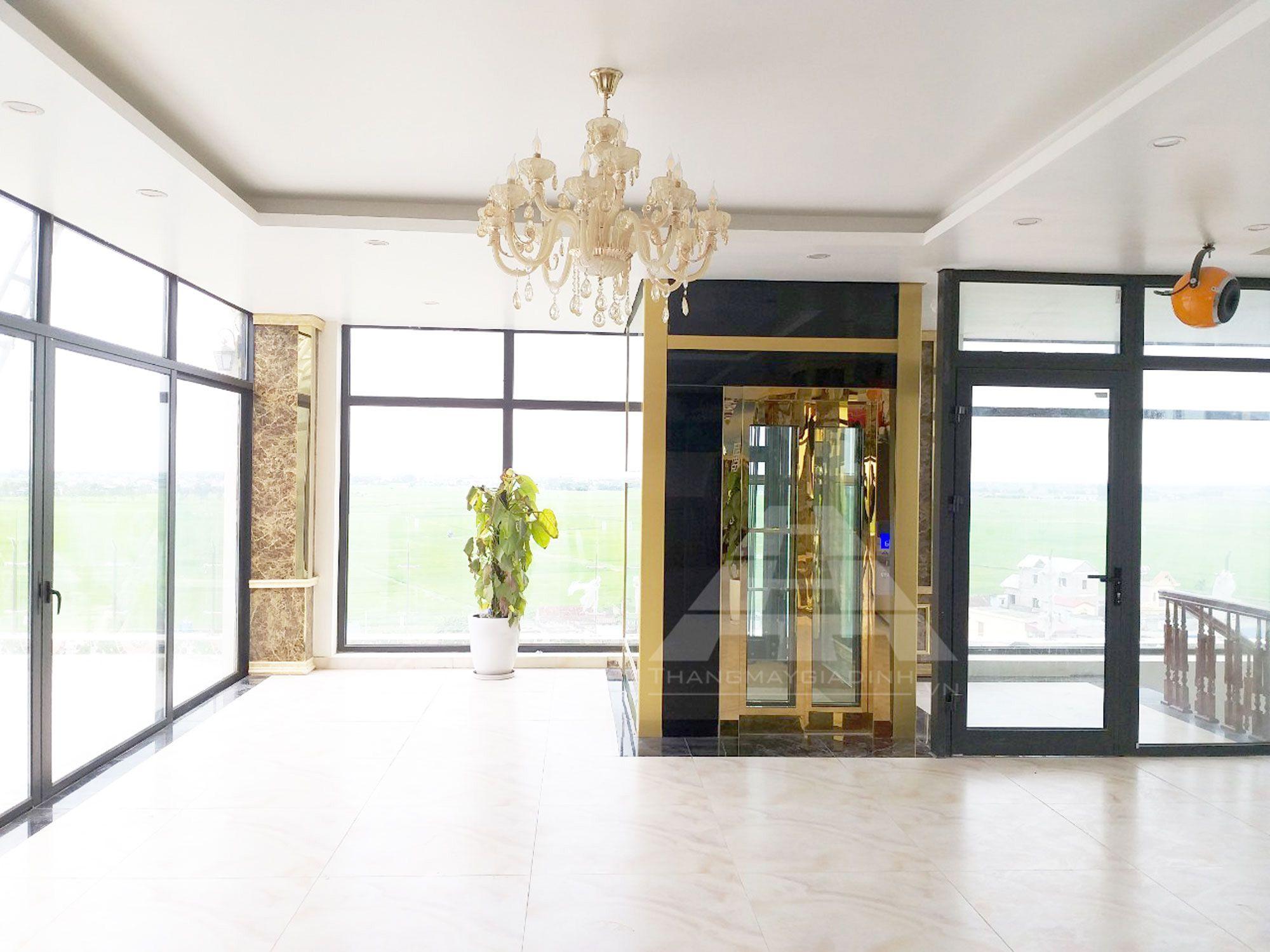 Lắp đặt thang máy Huy Hoàng tại Nam Định